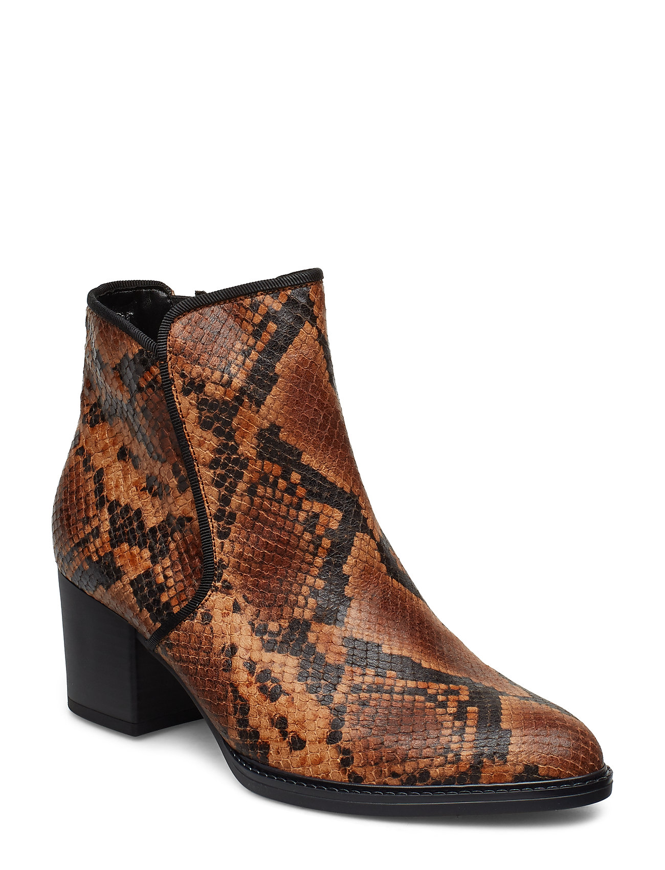 Image of Ankle Boots Shoes Boots Ankle Boots Ankle Boot - Heel Brun Gabor (3406237385)