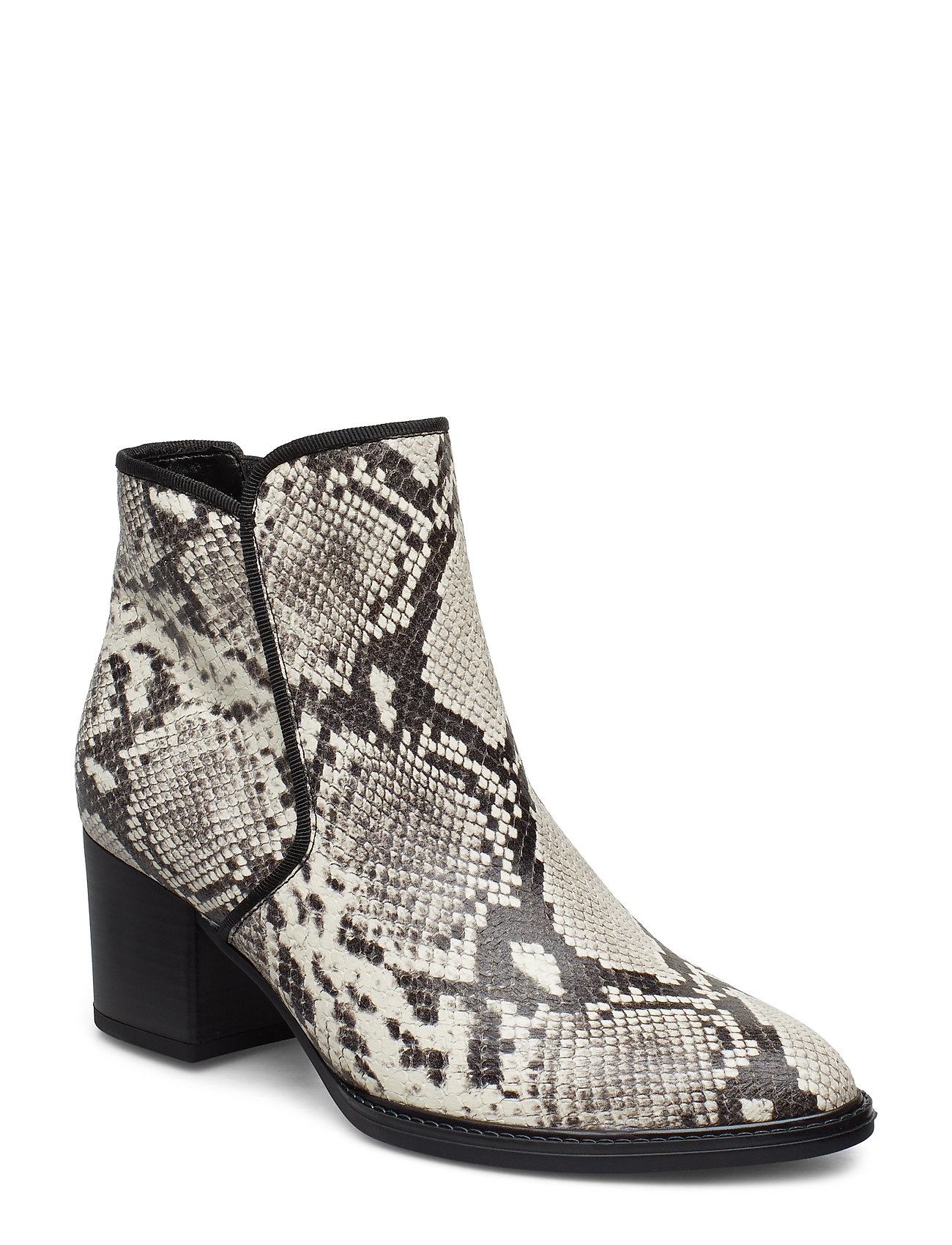 Image of Ankle Boots Shoes Boots Ankle Boots Ankle Boot - Heel Multi/mønstret Gabor (3406237403)