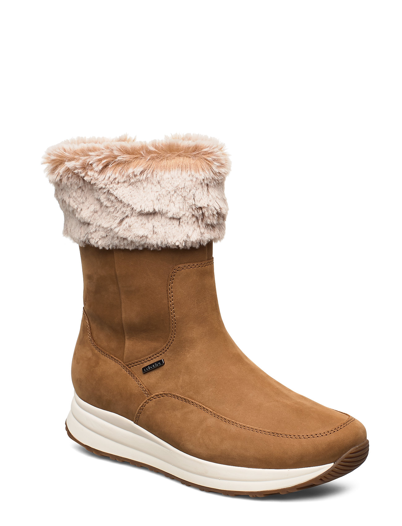 Image of Ankle Boot With Gabor-Tex Shoes Boots Ankle Boots Ankle Boots Flat Heel Brun Gabor (3261451083)