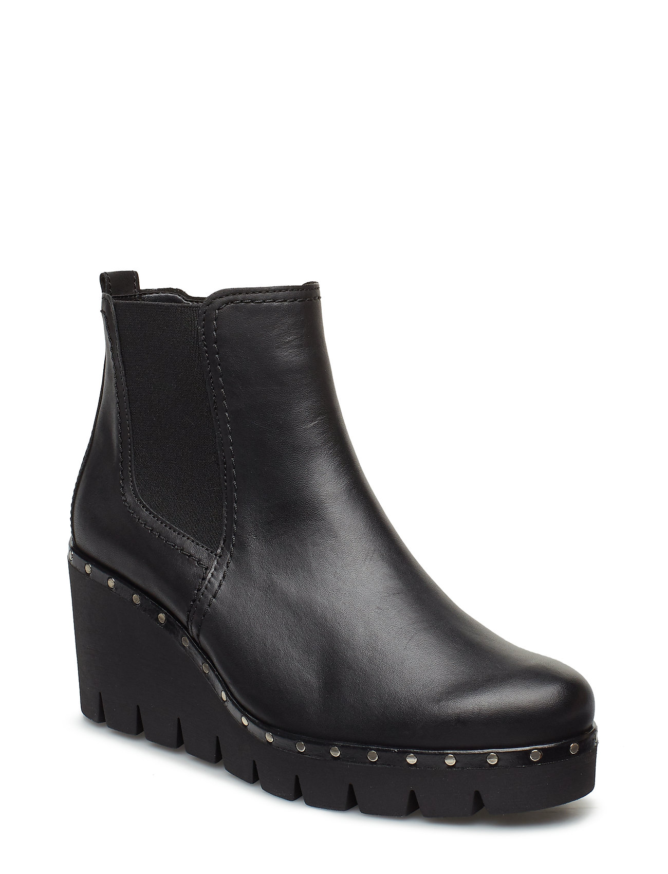Image of Ankle Boots Shoes Boots Ankle Boots Ankle Boots With Heel Sort Gabor (3210823163)