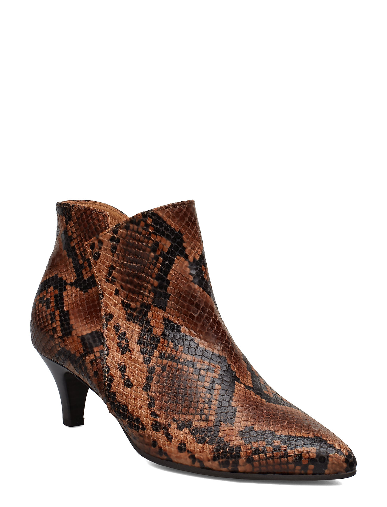 Image of Ankle Boots Shoes Boots Ankle Boots Ankle Boot - Heel Brun Gabor (3406225581)