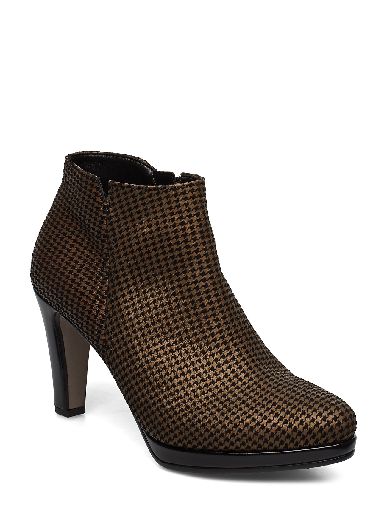 Image of Ankle Boots Shoes Boots Ankle Boots Ankle Boot - Heel Brun Gabor (3406225567)