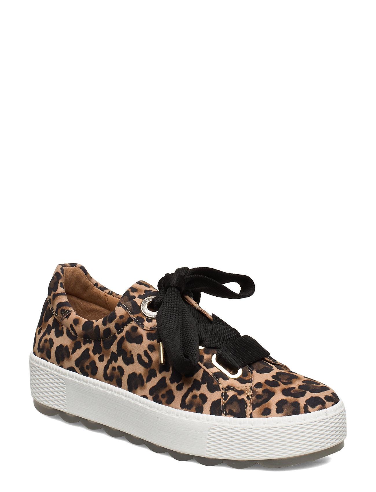 Image of Sneaker Low-top Sneakers Brun Gabor (3356554151)