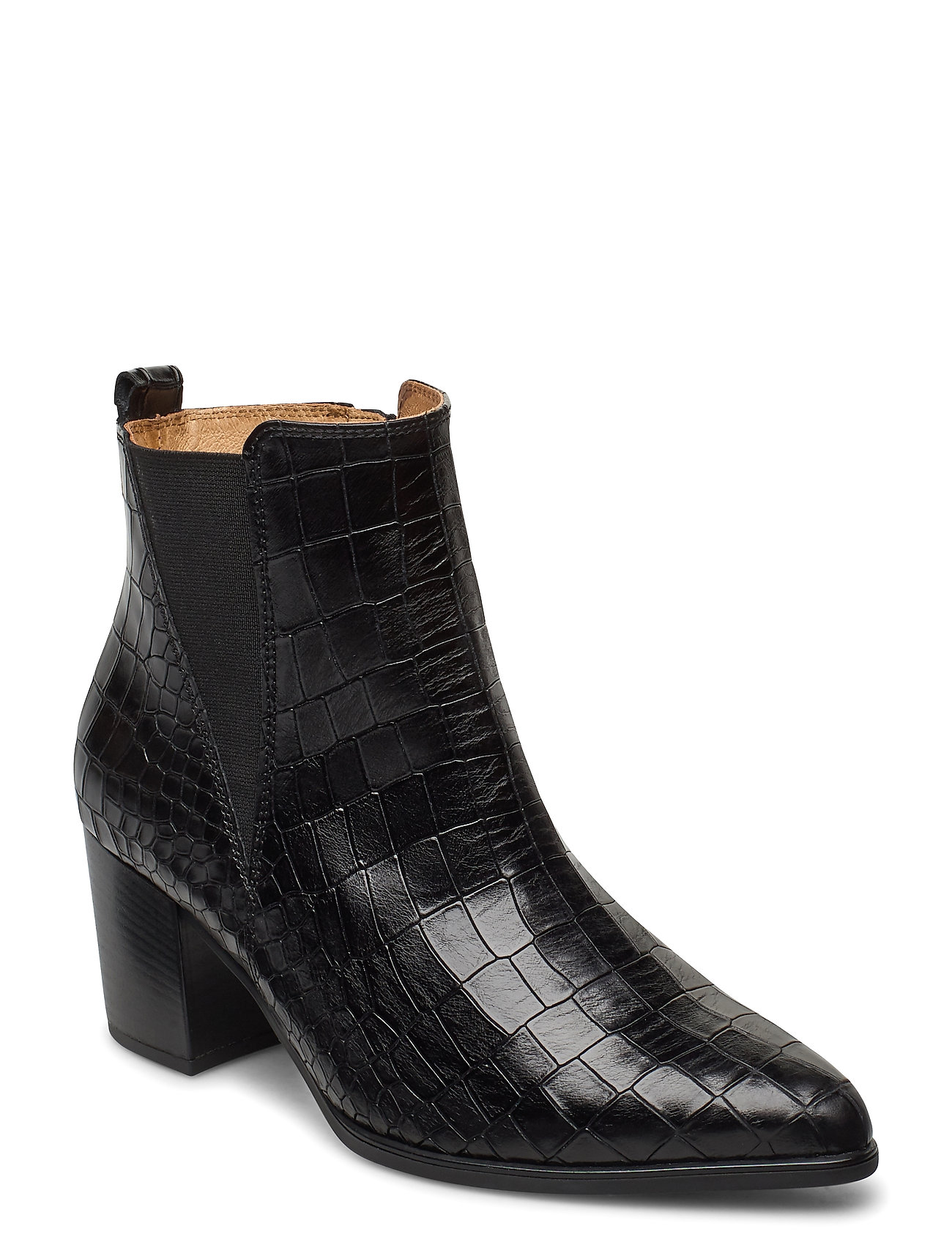 Image of Ankle Boot Shoes Boots Ankle Boots Ankle Boot - Heel Sort Gabor (3436044243)
