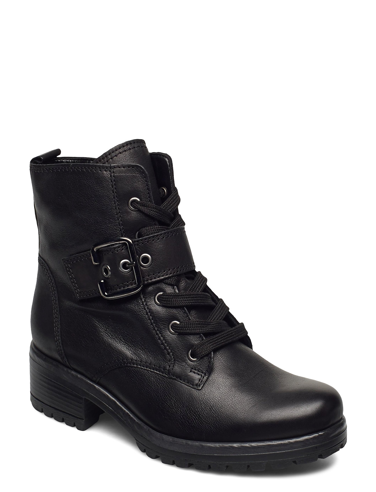 Image of Ankle Boot Shoes Boots Ankle Boots Ankle Boot - Heel Sort Gabor (3462700079)