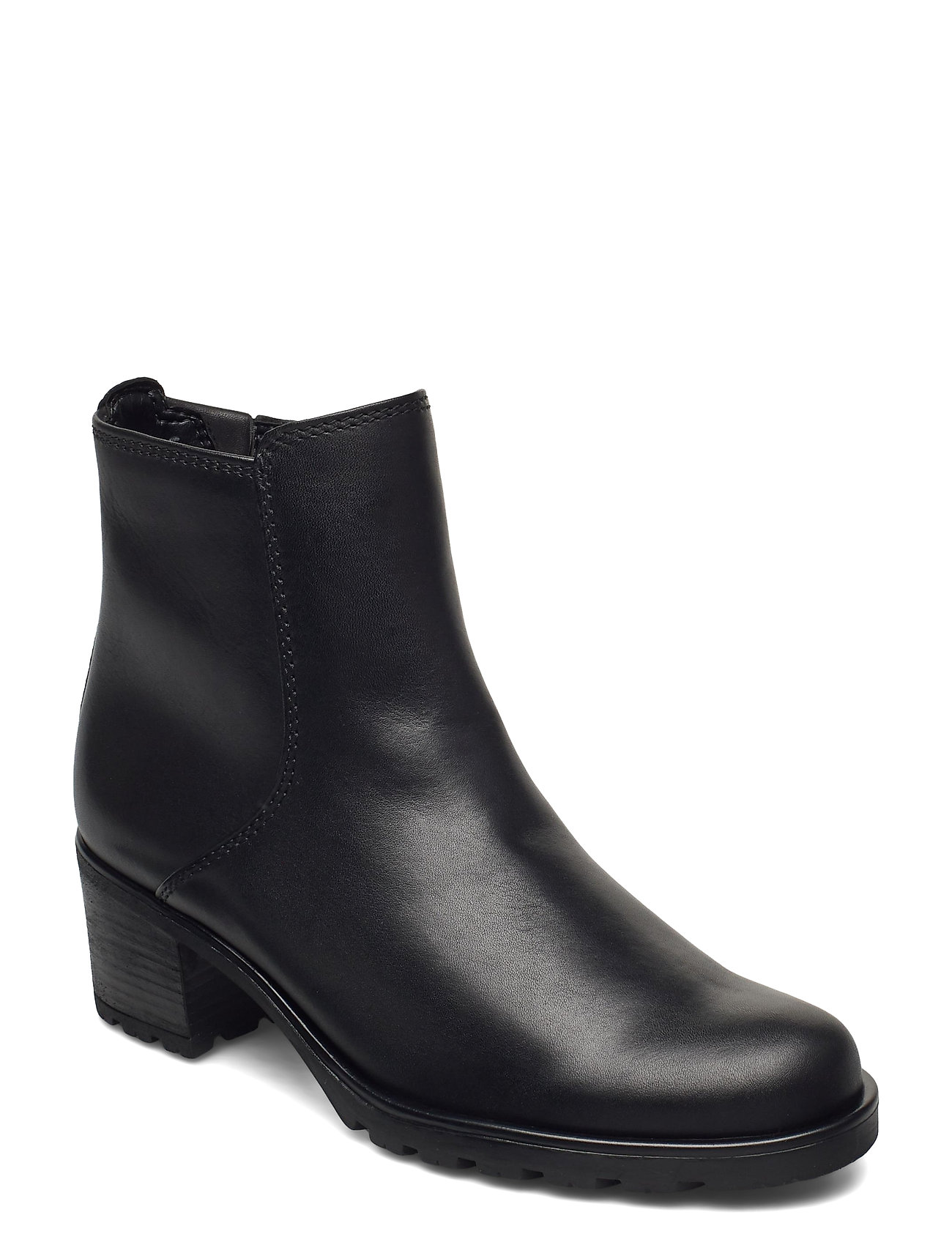 Image of Ankle Boot Shoes Boots Ankle Boots Ankle Boot - Heel Sort Gabor (3462700093)
