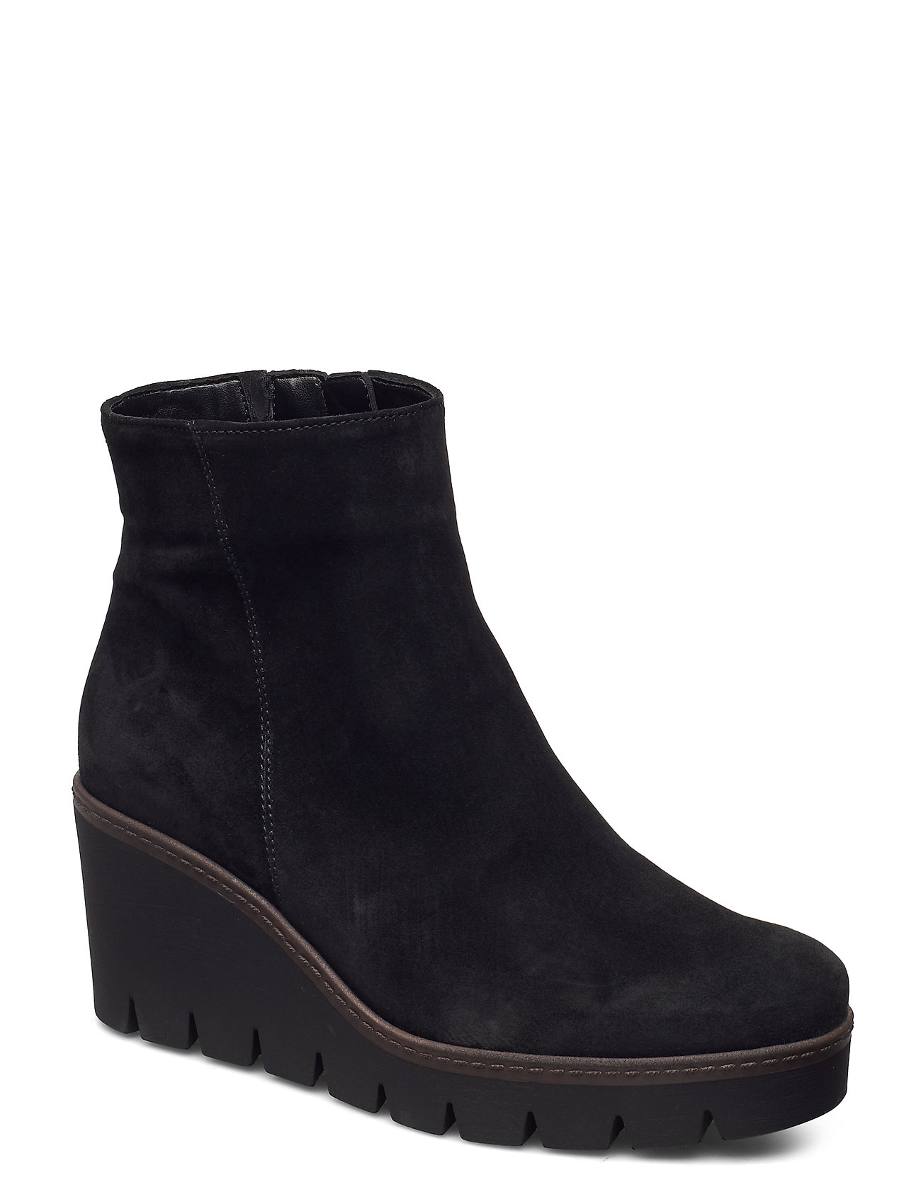 Image of Ankle Boot Shoes Boots Ankle Boots Ankle Boot - Heel Sort Gabor (3445903711)