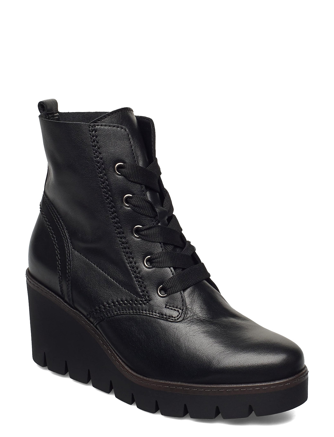 Image of Ankle Boot Shoes Boots Ankle Boots Ankle Boot - Heel Sort Gabor (3462700133)