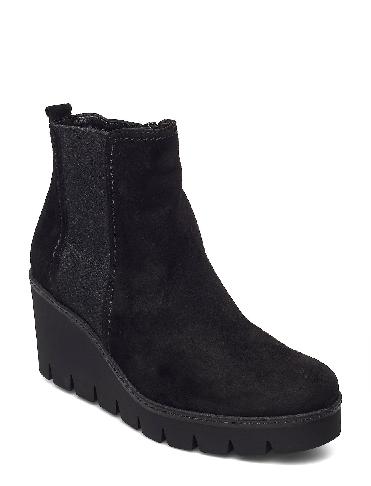 Image of Ankle Boot Shoes Boots Ankle Boots Ankle Boot - Heel Sort Gabor (3453534621)