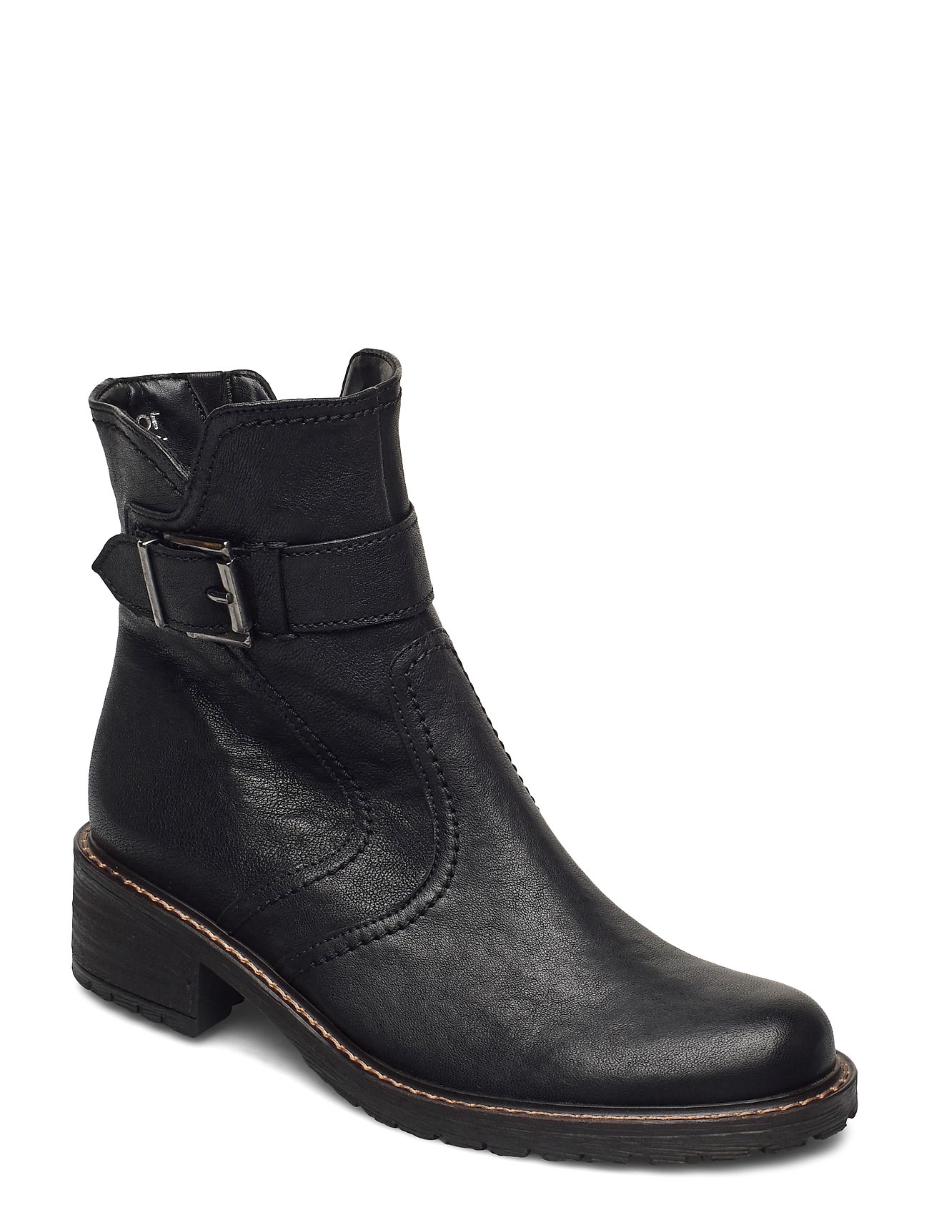 Image of Ankle Boot Shoes Boots Ankle Boots Ankle Boot - Heel Sort Gabor (3462700121)