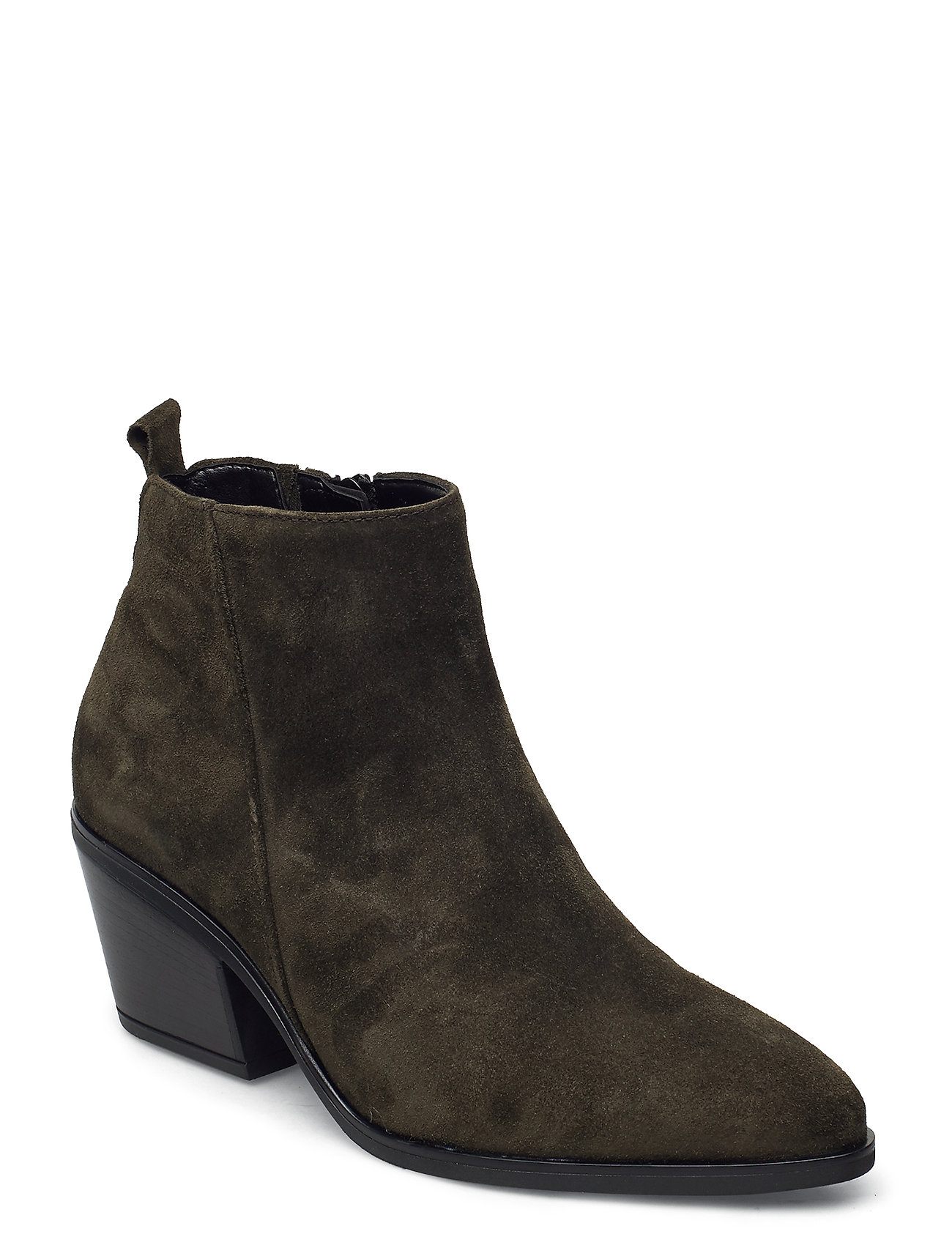 Image of Ankle Boot Shoes Boots Ankle Boots Ankle Boot - Heel Grøn Gabor (3445311419)