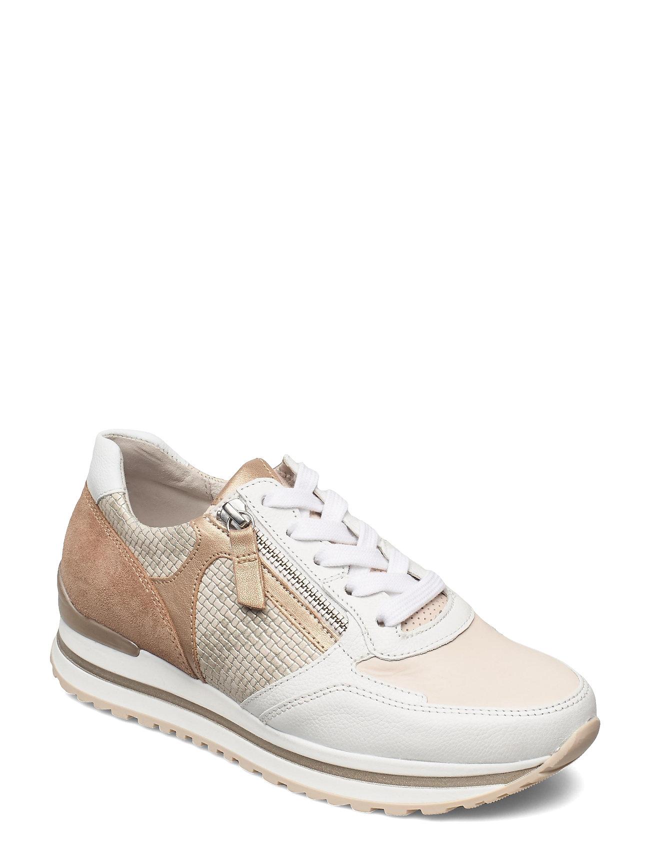 Image of Sport Low Shoe Low-top Sneakers Beige Gabor (3501119929)