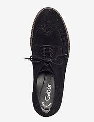 Gabor - Slip-ons - schnürschuhe - black - 3