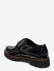 Gabor - Slip-ons - buty sznurowane - black - 2