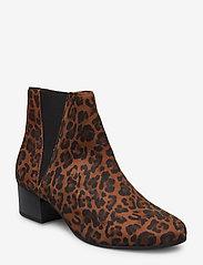 Gabor - Ankle boots - talon haut - brown - 0