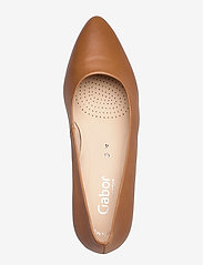 Gabor - Comfort ballerina/pumps - klassiska pumps - beige - 3