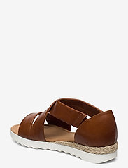 Gabor - sandals - høyhælte sandaler - brown - 2