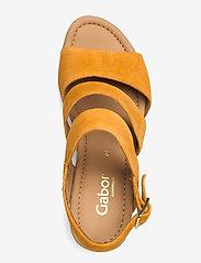 Gabor - sandals - espadrilles met sleehak - other colour - 3