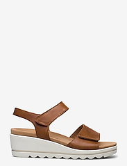 Gabor - sandals - høyhælte sandaler - beige - 1