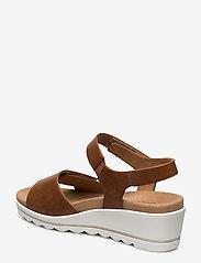 Gabor - sandals - høyhælte sandaler - beige - 2