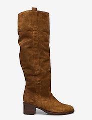 Gabor - Boot - lange laarzen - beige - 1