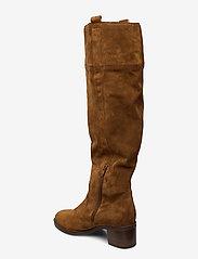 Gabor - Boot - lange laarzen - beige - 2