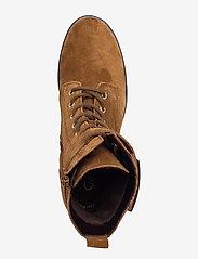 Gabor - Ankle boot - platte enkellaarsjes - beige - 3