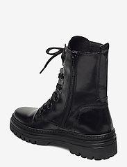 Gabor - Ankle boot - platte enkellaarsjes - black - 2