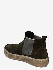 Gabor - Ankle boot - niski obcas - green - 2