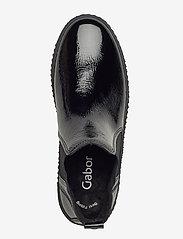 Gabor - Ankle boot - niski obcas - black - 3