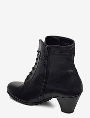 Gabor - Ankle boot - enkellaarsjes met hak - black - 2