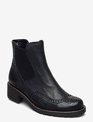 Gabor - Ankle boot - flat ankle boots - black - 0
