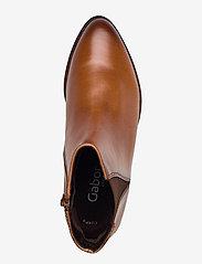 Gabor - Ankle boot - platte enkellaarsjes - brown - 3