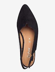Gabor - Slings - ballerinas - black - 3