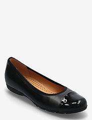 Gabor - Ballerina - ballerinas - black - 0