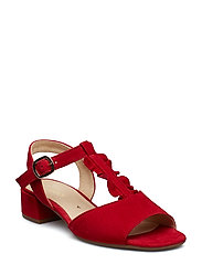 Sling Sandals - RED