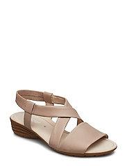 Sling Sandals - MULTI COLOURED
