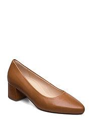 Comfort ballerina/pumps - BEIGE