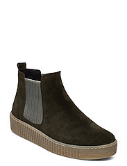 Ankle boot - GREEN