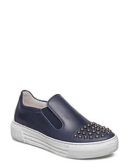 Sporty loafer - BLUE
