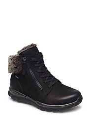 High boot - BLACK