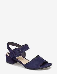 Sling Sandals - BLUE