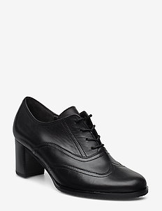 Ties shoe - BLACK