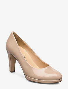 Pumps - BEIGE