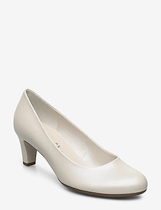 Pumps - klassiske pumps - white