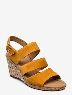 sandals - heeled espadrilles - other colour