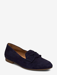 slip on - loafers - blue
