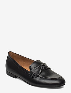 slip on - loafers - black