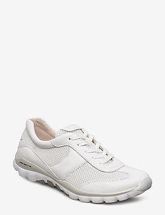 sneaker - low top sneakers - white