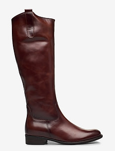 Boot - höga stövlar - brown